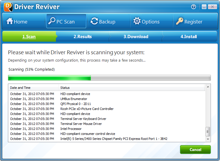Driver Reviver 5.25.10.4 Crack + License Key Full Download [Update]