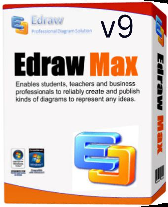 Edraw Max 9.4 Crack + License Key Full Download [2020]