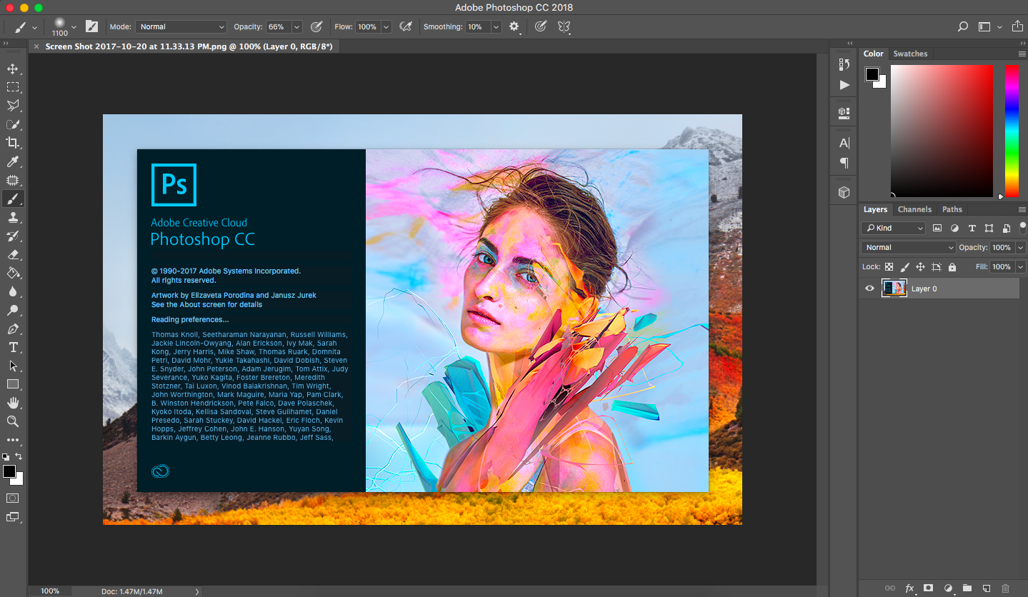 Adobe Photoshop CC 2019 Crack + Serial Number [Latest]