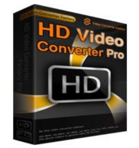 HD Video Converter Factory Pro Crack + Key Full Download 2018