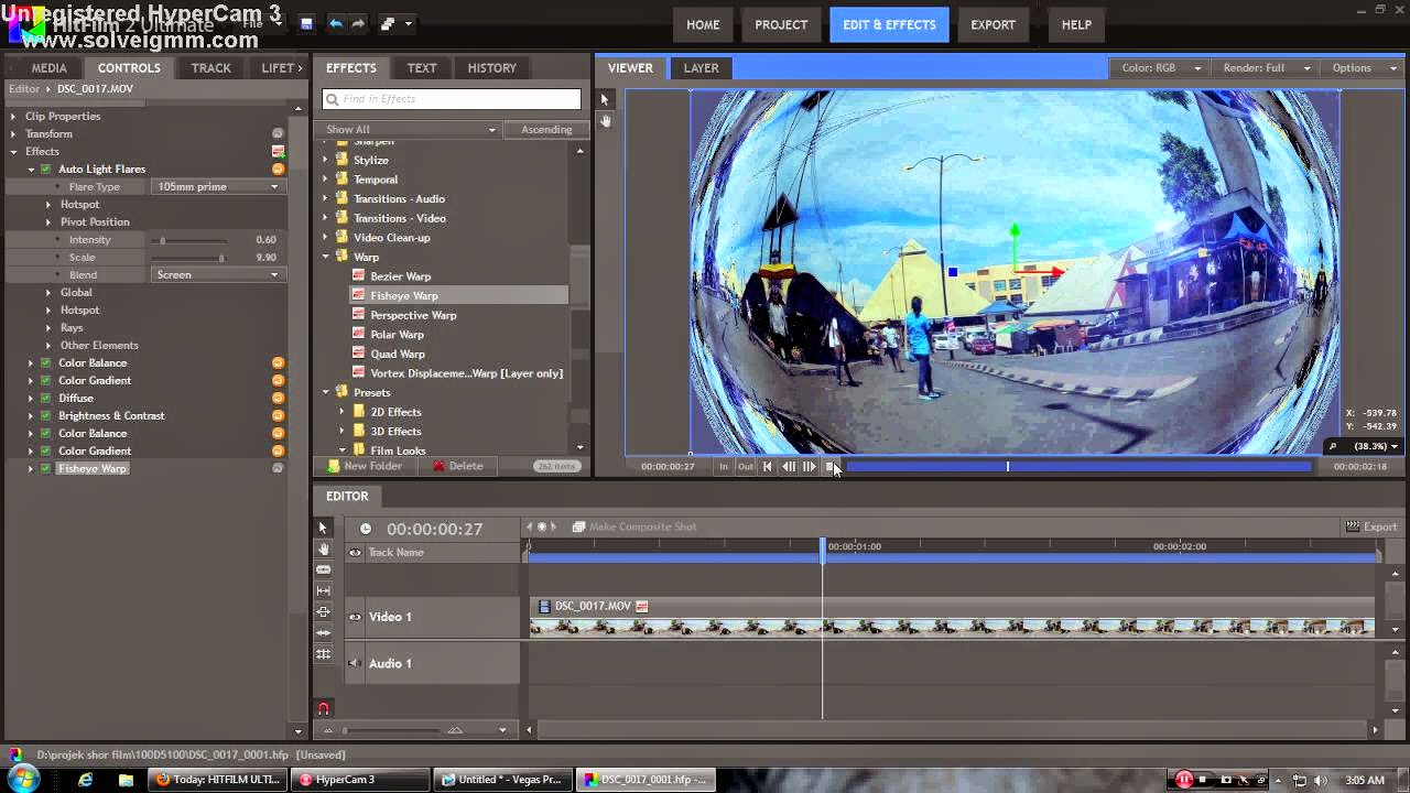 Sony Vegas Pro 15 Patch With [Win + Mac] Full Cracked Download