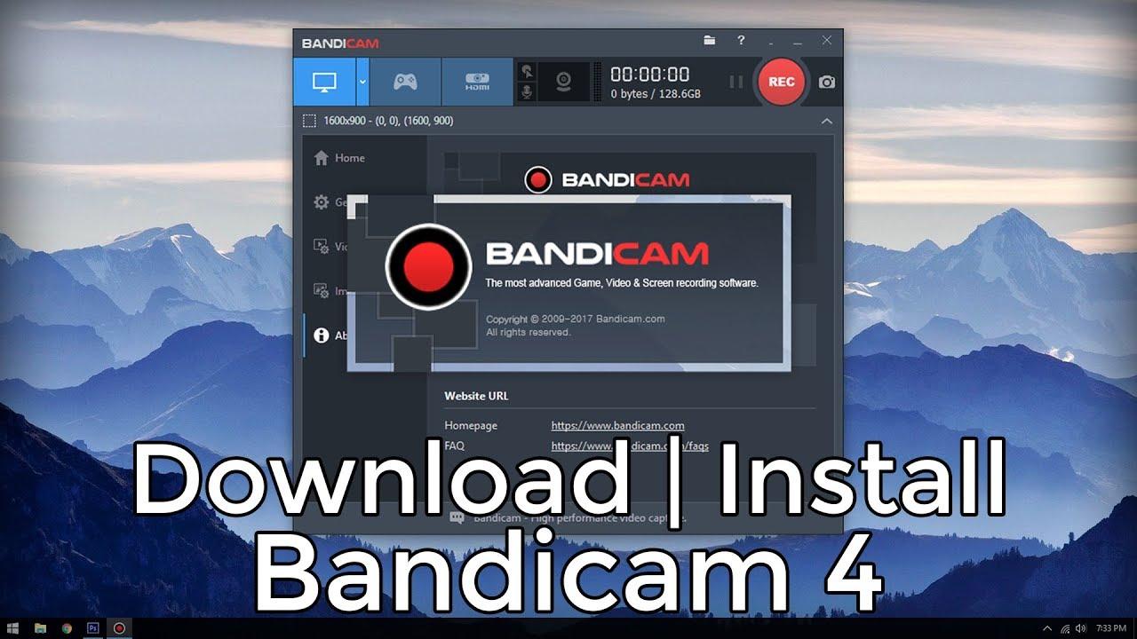Bandicam 4.3.4 Crack + Keygen With Serial Number Full Download