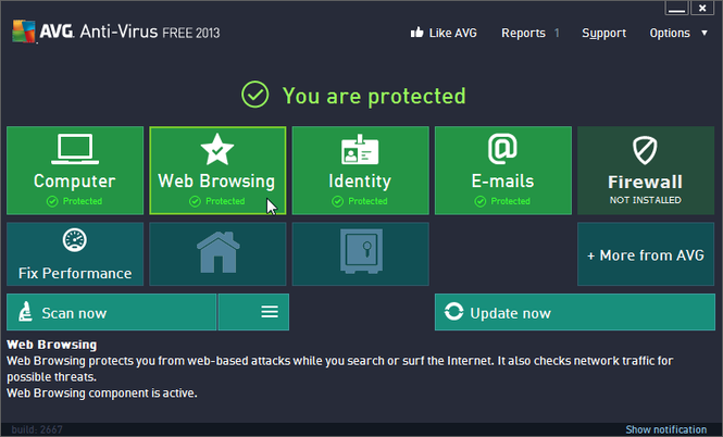 AVG AntiVirus 19.5 Crack + Keys Full Version Free Download