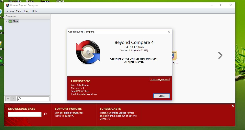Beyond Compare 4.2.8 Build 23479 Crack + Keygen Free Download [Latest]