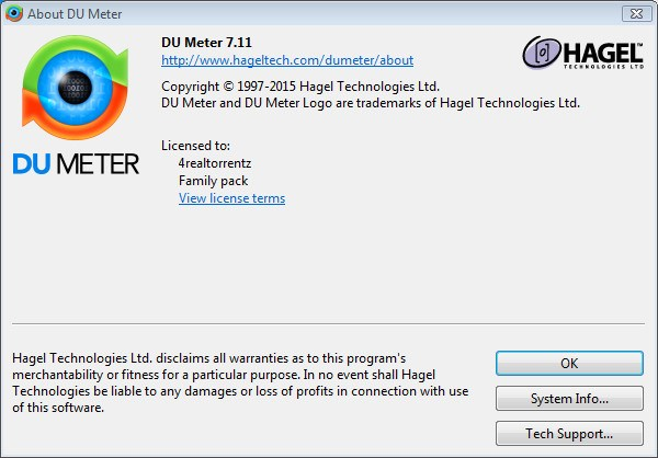 DU Meter 7.30 Build 4769 Crack + Serial Key Free Download [Latest]