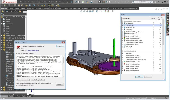 SolidWorks 2019 Crack + Licence Key Full Download [Latest]