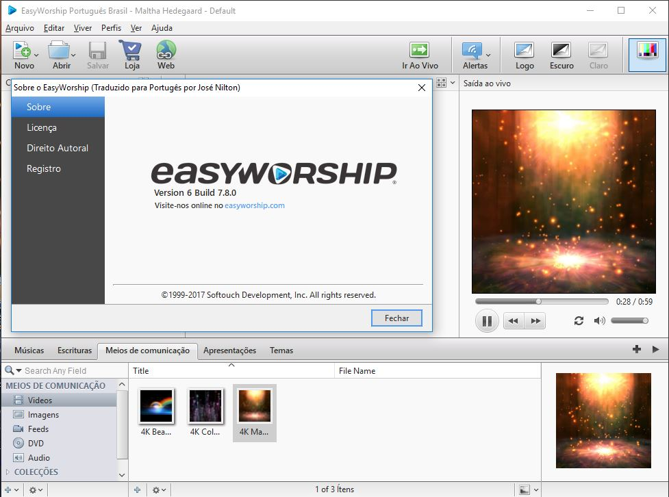 EasyWorship 7.0.4.2 Crack Full Torrent Free Keygen [Mac + Win] Download