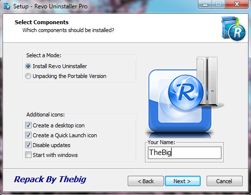 Revo Uninstaller Pro 4.0.5 + Portable 2019