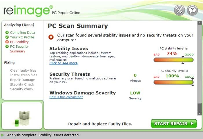 Reimage PC Repair 2018 Crack + License Key Free Download [Latest]