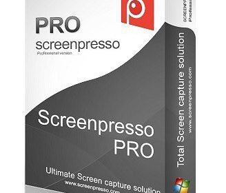 Screenpresso Pro 1.7.3.0 Activation key + Crack Free Download [Latest]