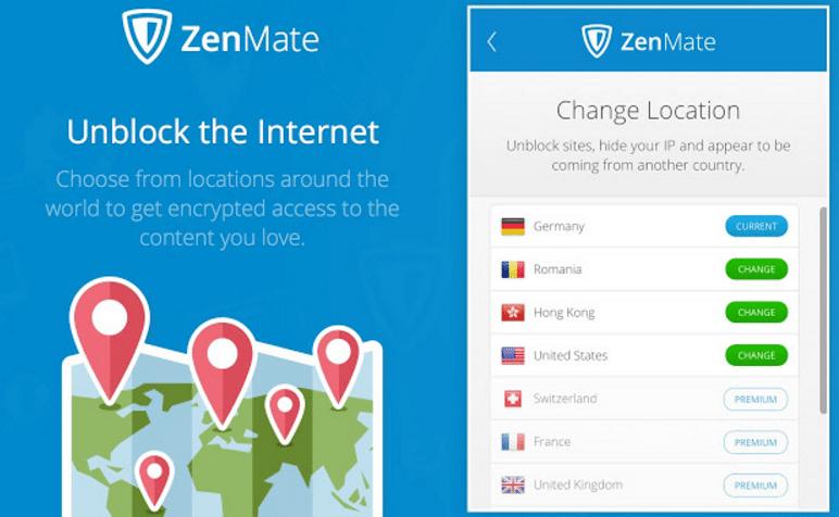 Zenmate Premium Crack 6.5.4 With Activation Key Download 2020