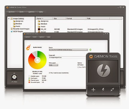 DAEMON Tools Ultra 5.5.1.1072 Crack + License Key Full 2019