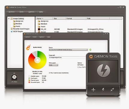 DAEMON Tools Ultra 5.8.0 Crack + License Key Full 2020