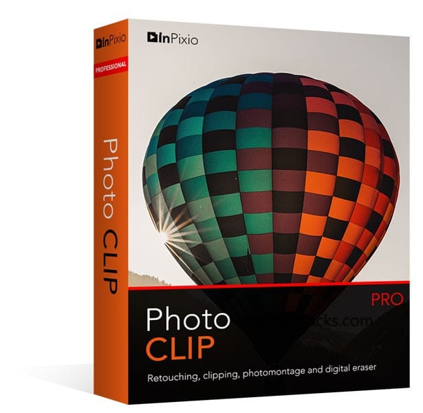 InPixio Photo Clip 10 Professional Crack + Serial Key Download 2020