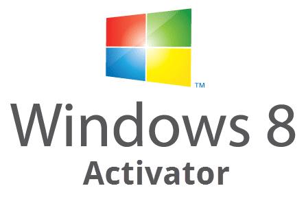 Windows 8 Activator 32/64 bit Free Updated Download