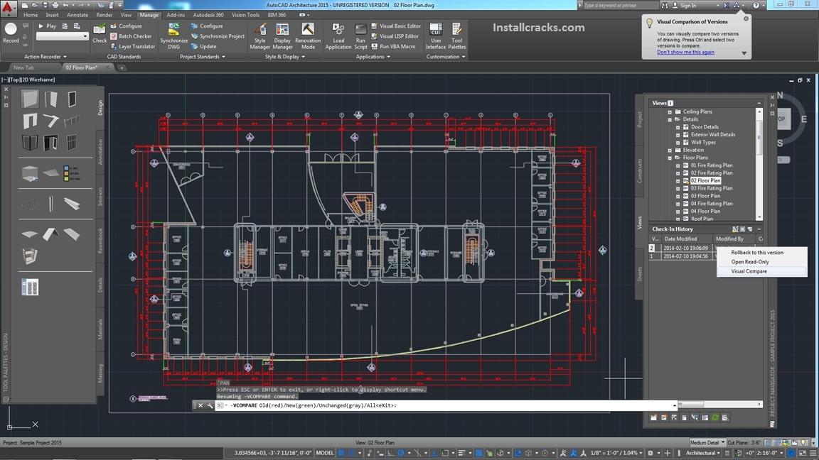 Autocad Autodesk 2021 Crack & Serial Key Free Download
