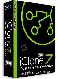Reallusion iClone Pro 7.72 Crack + Key Full Version Download 2020