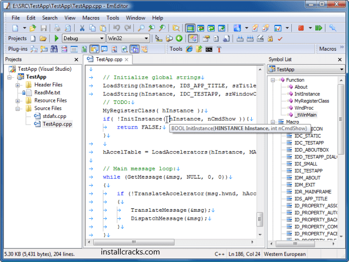 EmEditor Professional 19.5.0 Crack + License Key Full Download 2020