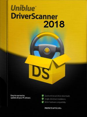Uniblue DriverScanner Crack 2018 Free Download