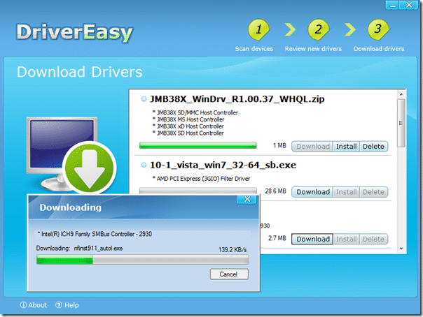 Driver Easy Pro 5.6.11 Crack + Serial Key Full Free Download [2019]