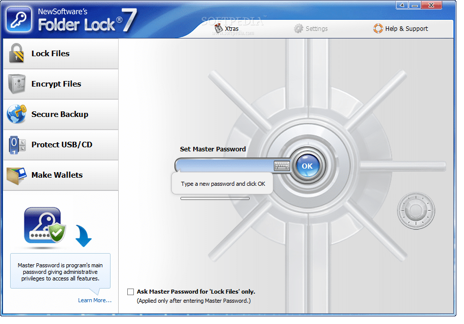 Folder Lock 7.8.0 Crack + Registration Key 2020 Download