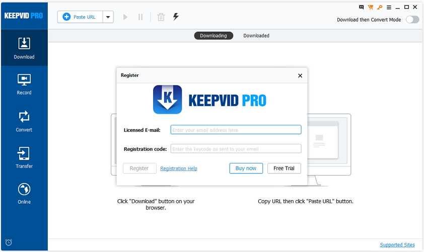 KeepVid Pro 7.5 Crack + Key Download 2020 Lifetime