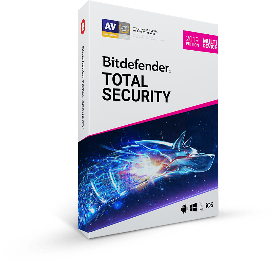 Bitdefender Total Security 2019 Crack + License Key Full Download [Latest]
