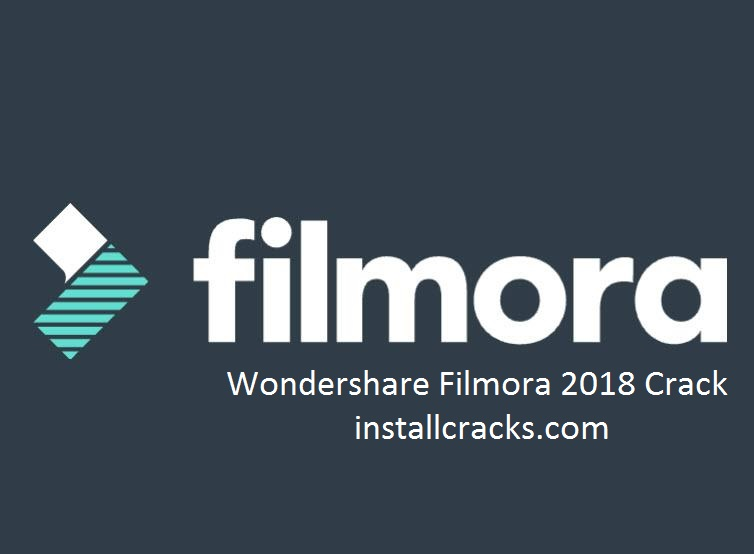 Wondershare Filmora 9.1.2.7 Crack + Keygen Free Download 2019