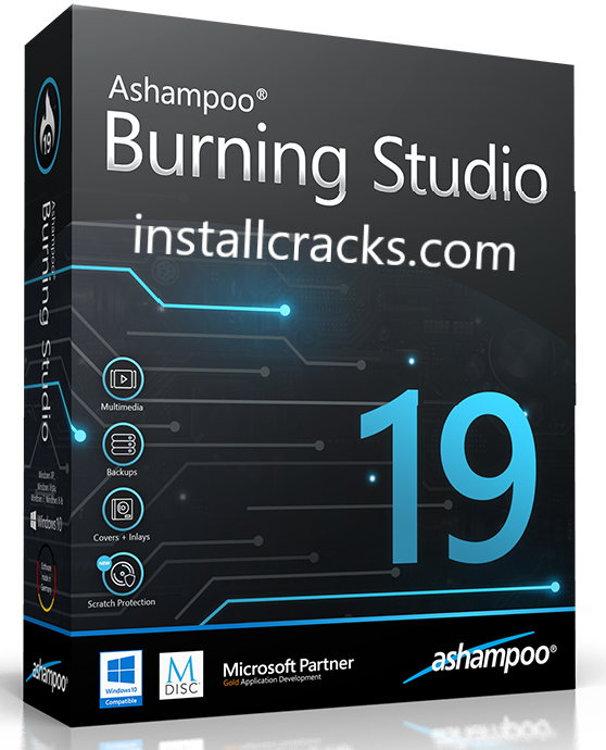 Ashampoo Burning Studio 20.0.4.1 Crack + Serial Key 2019 Download