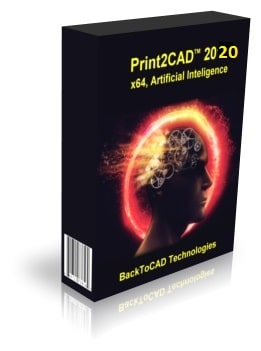 Print2CAD 2020 Crack + License Key Full Download