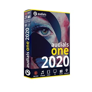 Audials One 2020.2.31.0 Crack + License Key Free Download [Latest]