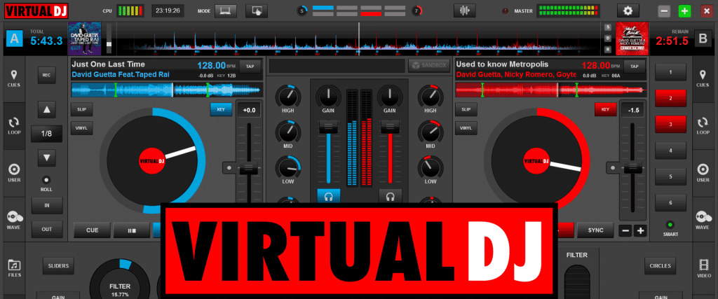 Virtual DJ Pro 2021 Crack + Activation Code Full Version Download