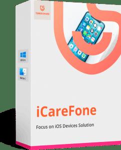 Tenorshare iCareFone 7.6.3.1 Full Crack Version Download [2021]